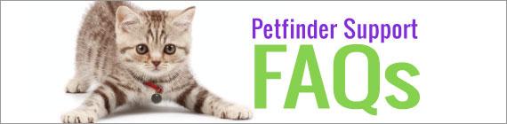Petfinder FAQs